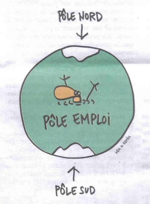 POLE EMPLOI: la casse du service public continue ! « WANTED: JOB ...